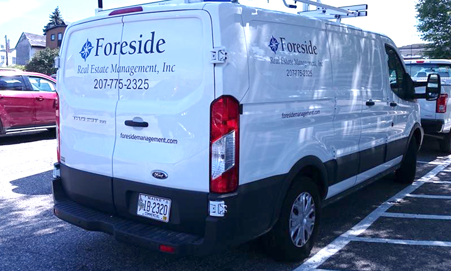 Truck Lettering vs. Vehicle Wraps – What's Best for Your Business?