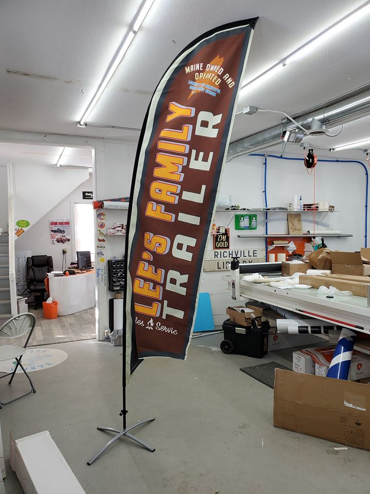 Turn Space into Sales with Signage!