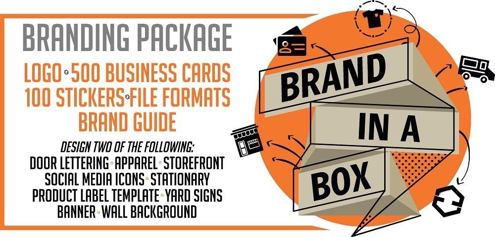 brand in a box